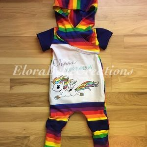 Grow with you romper